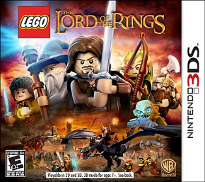 LEGO Lord of the Rings 3D...