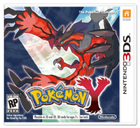 Pokemon - Y 3DS