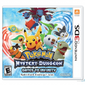 Pokemon Mystery Dungeon Gates to Infinit...
