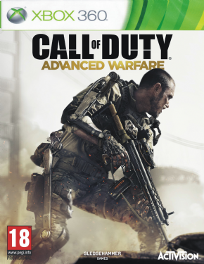 Foto Call of Duty Advanced Warfare (Seminovo) XBOX 360