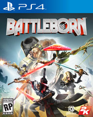 Battleborn (Seminovo) PS4...