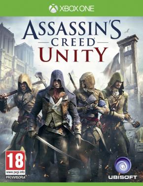 Assassins Creed Unity XBO...