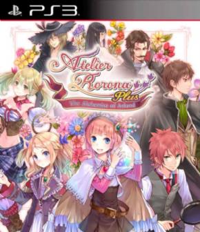 Atelier Rorona Plus: The...