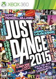 Just Dance 2015 XBOX 360...