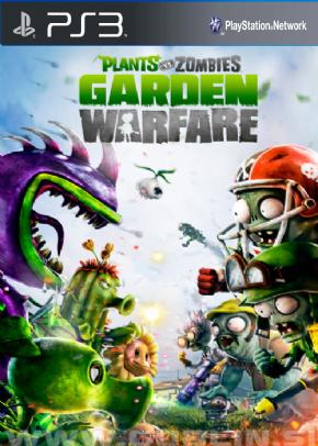 Plants vs Zombies Garden...