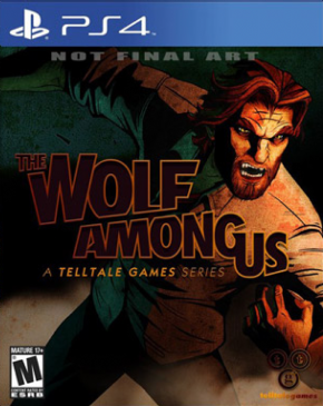 The Wolf Among Us PS4 - S...