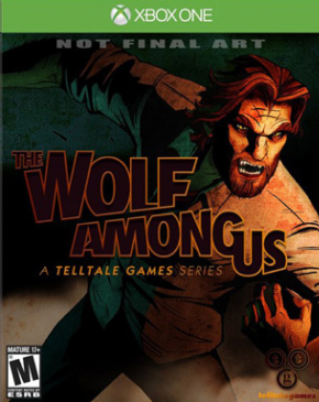 The Wolf Among Us XBOX ON...