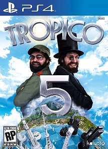 Tropico 5 PS4 - Seminovo