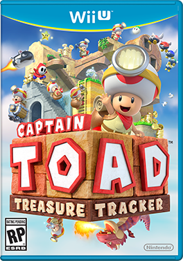 Captain Toad: Treasure Tr...