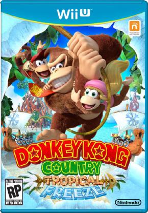 Donkey Kong: Tropical Fre...