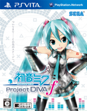 Project Diva F (Seminovo)...