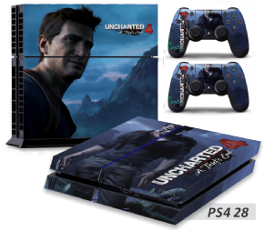 Adesivo 28 - PS4