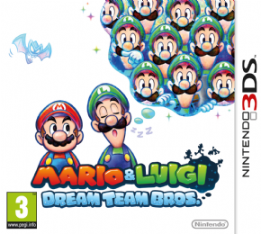 Mario & Luigi: Dream Team...