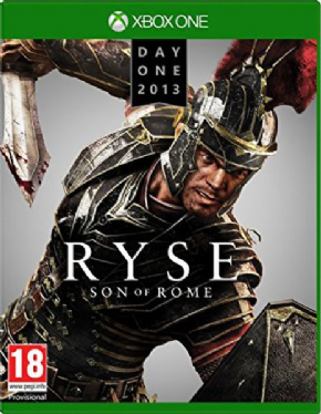 Ryse Son of Rome Day One...
