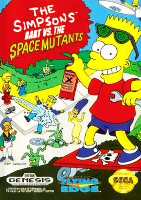 The Simpsons: Bart Vs The...