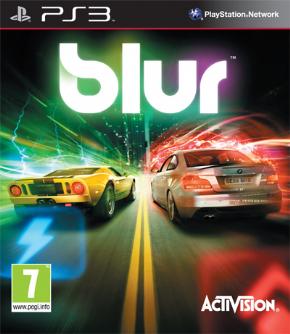 Blur (Seminovo) PS3
