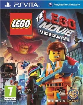 Lego Movie PT BR PSVita