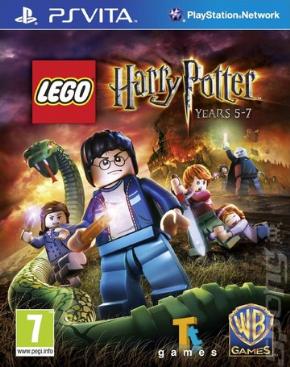 Foto LEGO Harry Potter Years 5-7 PSVita