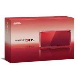 Nintendo 3DS Vermelho DES...
