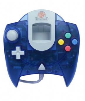 Controle Dreamcast Azul T...