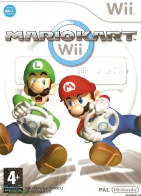 Mario Kart (Seminovo) Wii