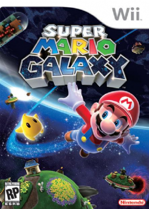 Super Mario Galaxy (Seminovo) Wii