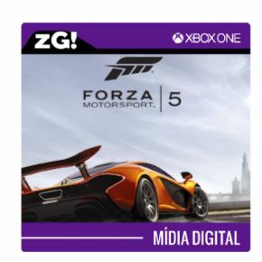 Forza Motorsport 5 MIDIA...