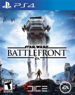 Star Wars Battlefront PS4...