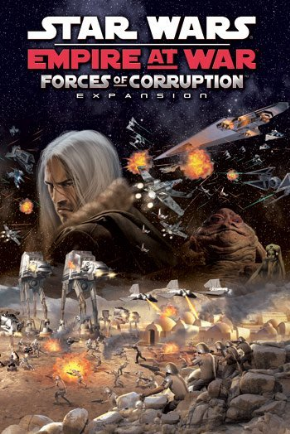 Foto Star Wars Empire At War Forces of Corruption (Seminovo) PC-DVD