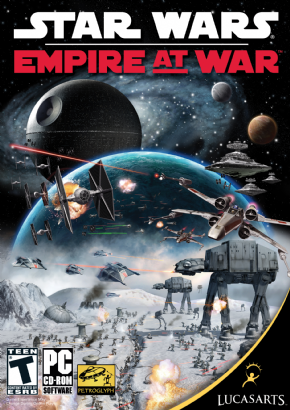 Foto Star Wars Empire At War (Seminovo) PC-DVD