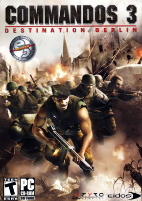 Commandos 3 Destination B...