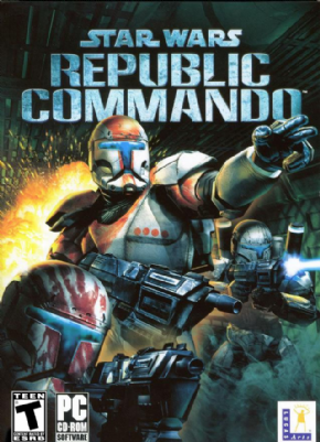 Star Wars Republic Comman...