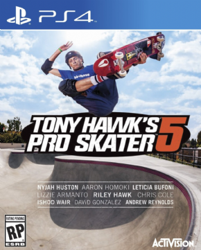 Tony Hawk Pro Skater 5 PS...
