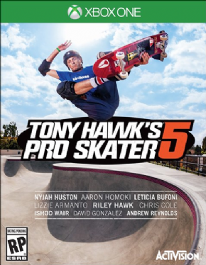 Foto Tony Hawk Pro Skater 5 XBOX ONE