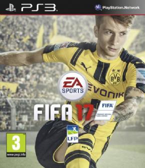 FIFA 17 PS3 - Seminovo