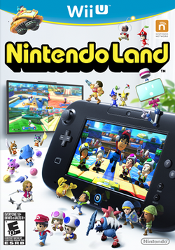 Nintendo Land (Seminovo)...