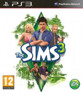 The Sims 3 (Seminovo) PS3