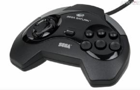 Controle Sega Saturn (Sem...