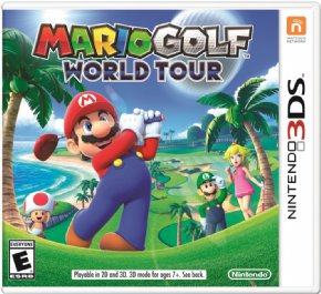Mario Golf: World Tour 3D...