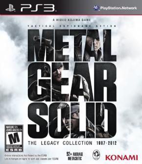 Metal Gear Solid: Legacy...