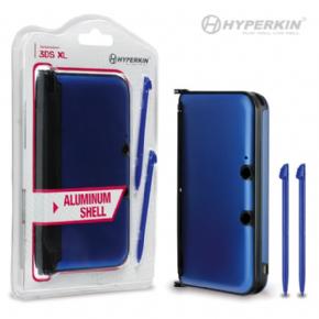Foto Case Aluminium Para 3DS XL