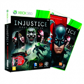 Injustice: Gods Among Us...