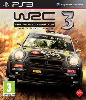 WRC 3 FIA World Rally Cha...