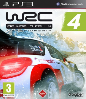 WRC 4 FIA World Rally Cha...