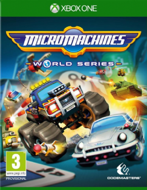 Micro Machines World Seri...