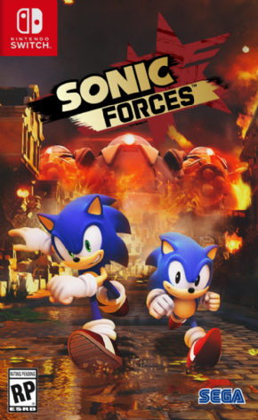 Sonic Forces Swicth