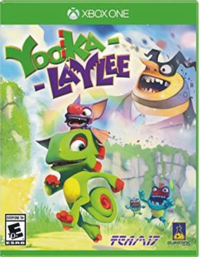 YooKa - LayLee XBOX ONE