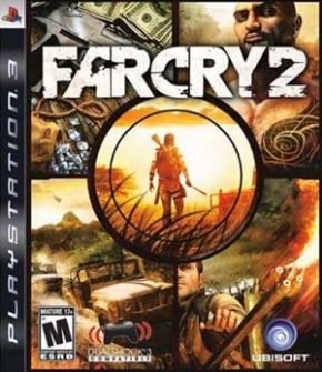 Farcry 2 (Seminovo) PS3