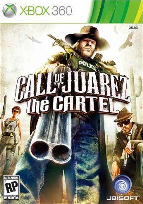 Foto Call of Juarez The Cartel (Seminovo) XBOX 360