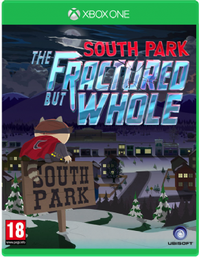 South Park Fractured But...